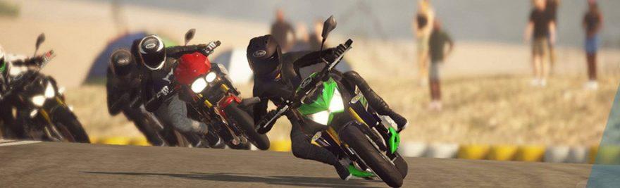 Ride screenshot