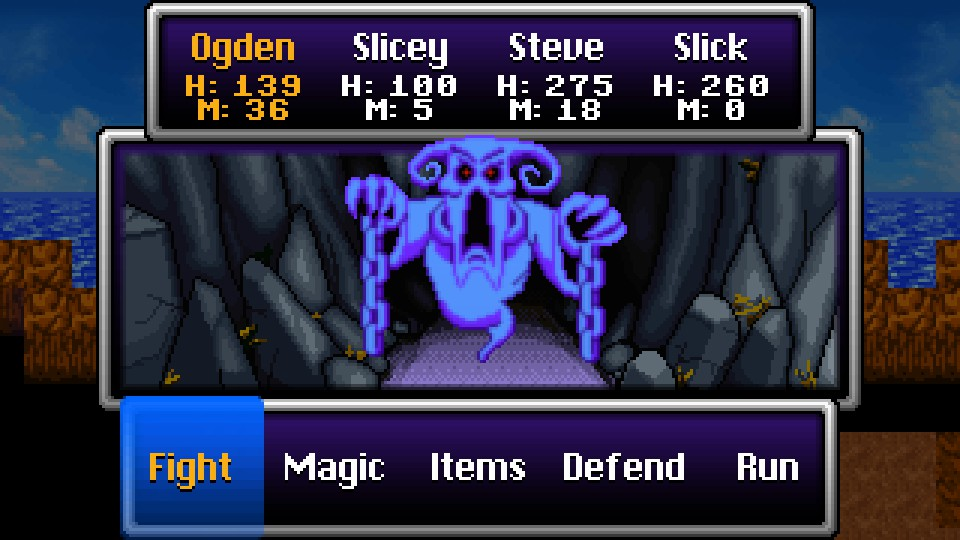 Dragon Fantasy 1