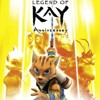 legend of kay anniversary edition cover