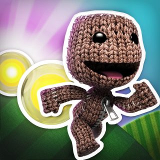 Run Sackboy! Run! cover