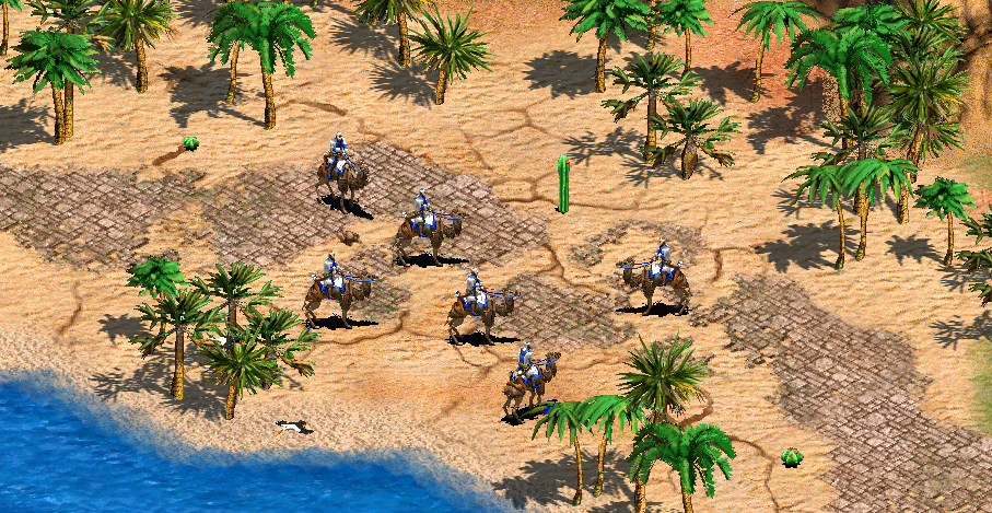 [n]AoE_CamelArcher_Preview
