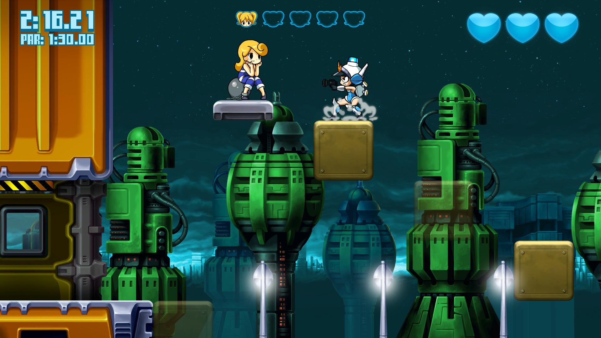 [r] Mighty Switch Force Hyper Drive Edition 1