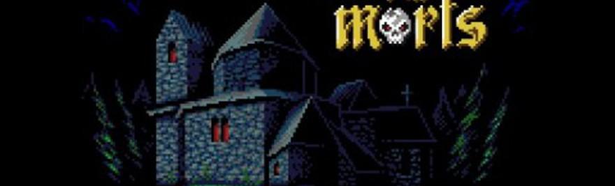L' Abbaye des Morts title screen