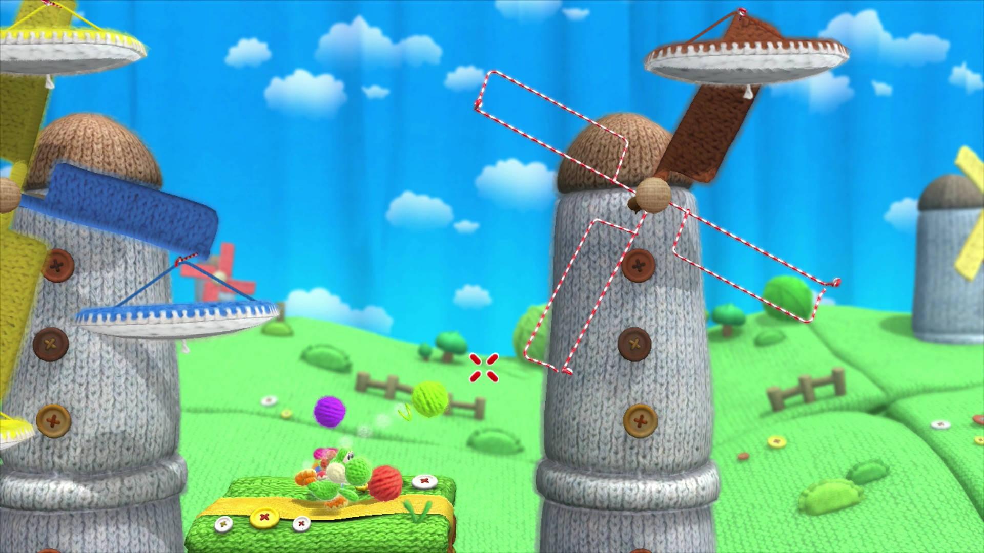 [r] Yoshi's Woolly World 2