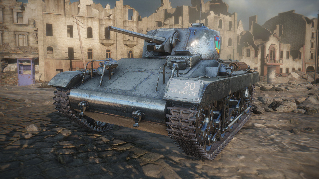 [In][n] World of Tanks ps4