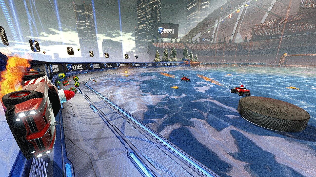[In][n] Rocket League Winter event