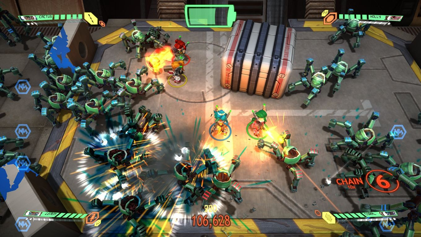 Best of 2015 - Assault Android Cactus