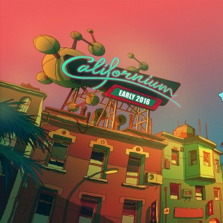 Californium sign