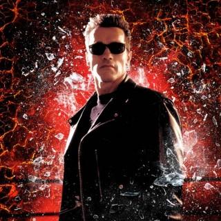 The Terminator on WWE 2K16