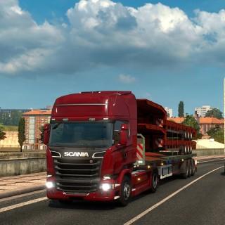 Euro Truck Simulator 2 - Scania Truck