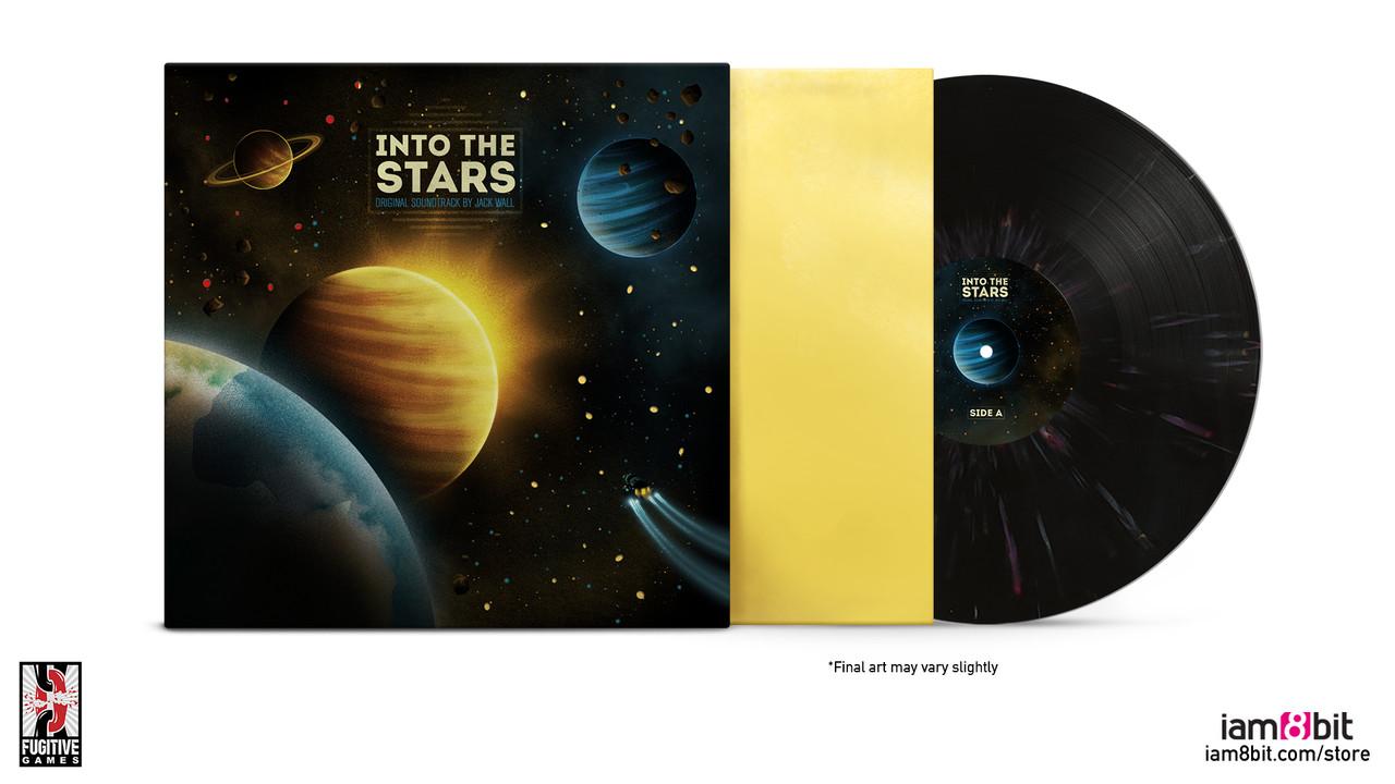Into the Stars vinyl