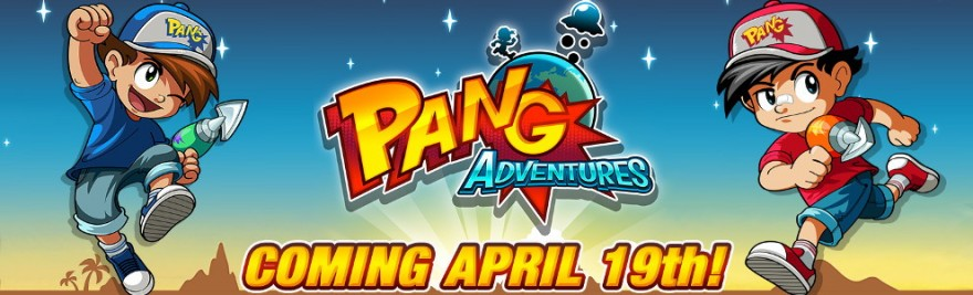 Pang Adventures release date