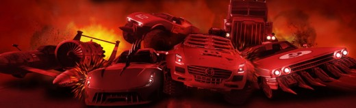 Carmageddon: Max Damage cars