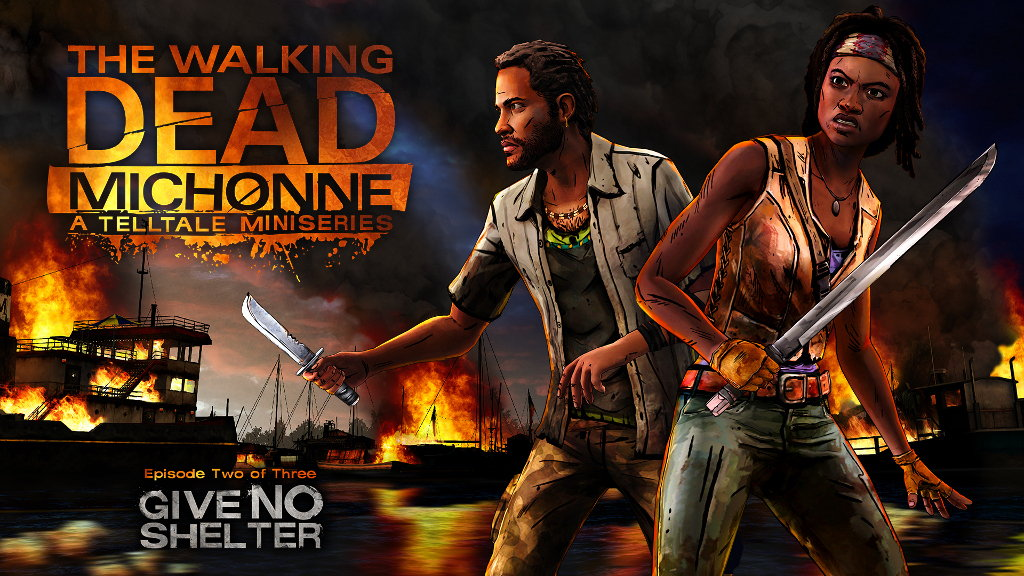 The Walking Dead: Michonne episode two