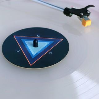 Transistor milky clear vinyl
