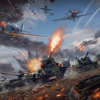 War Thunder Battle March Update
