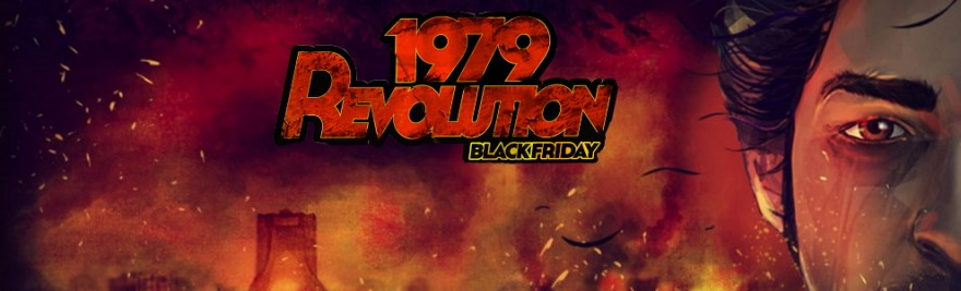 1979 Revolution: Black Friday logo