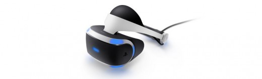 PlayStation VR device