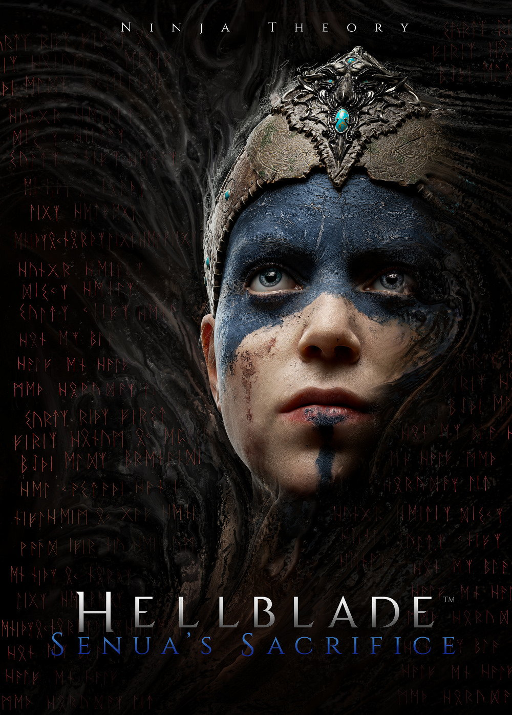 Hellblade new poster