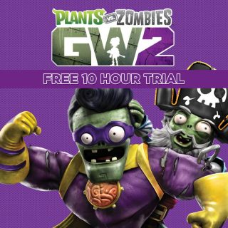 Plants vs. Zombies: Garden Warfare 2 free trial box image