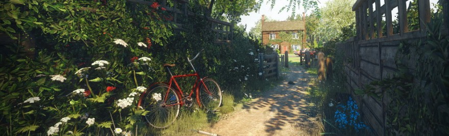 Everybody's Gone to the Rapture featured