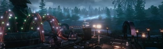 The Park screenshot