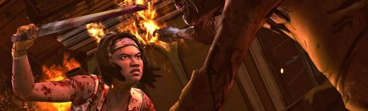 The Walking Dead: Michonne episode 3 screenshot
