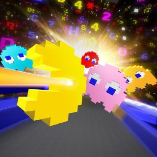 Pac-Man 256 box image