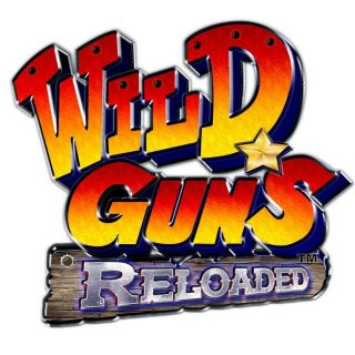 Wild Guns Reloaded logo