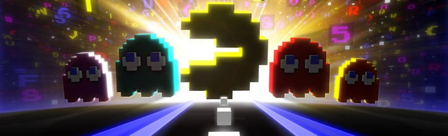 Pac-Man 256 featured