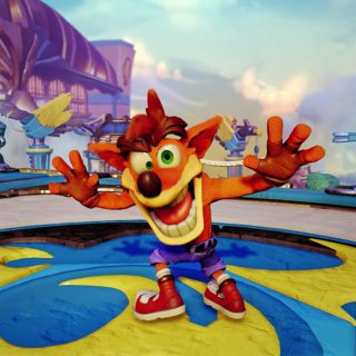 Crash Bandicoot on E3 2016