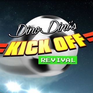 Dino Dini's Kick Off Revival logo