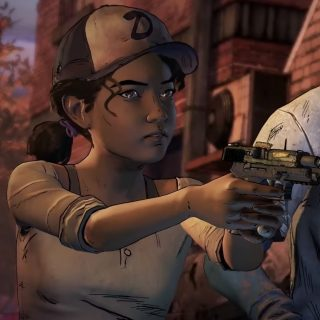 The Walking Dead: Season Three Clementine