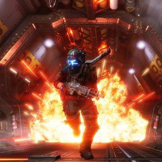 Titanfall 2 E3 2016 box
