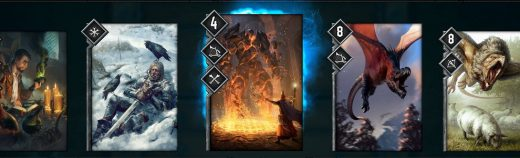 Gwent: The Witcher Card Game featured