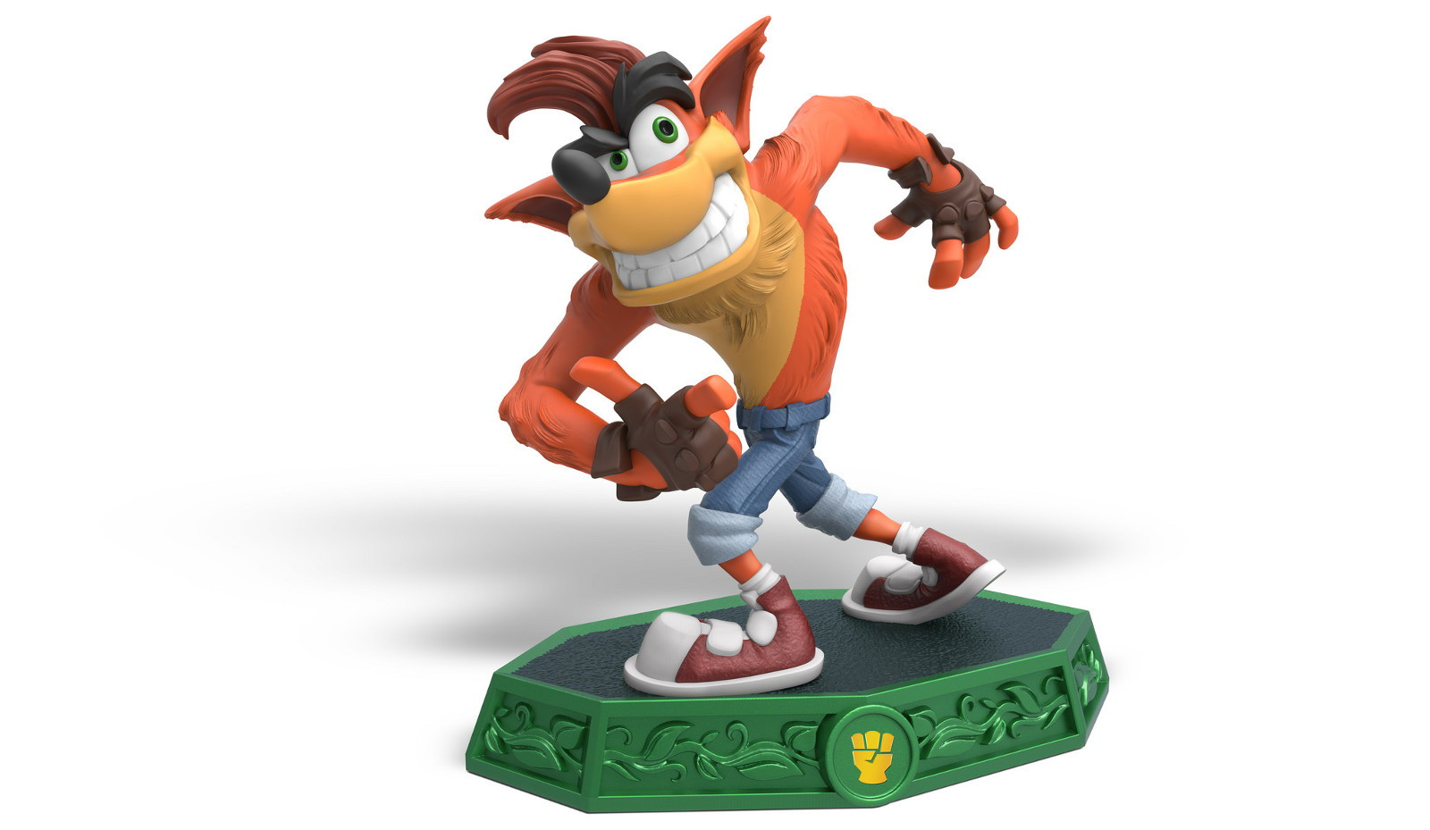 Crash Bandicoot toy