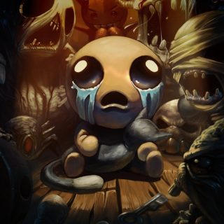 The Binding of Isaac: Afterbirth + cover image