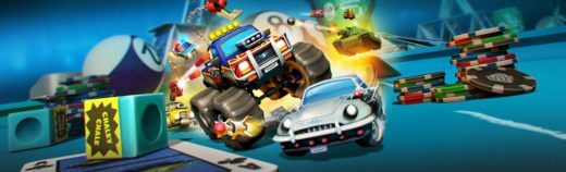 Micro Machines World Series featured