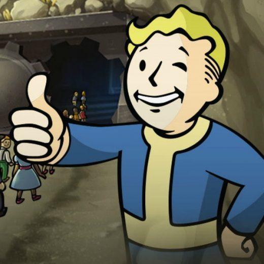 Πέντε στα γρήγορα fallout shelter